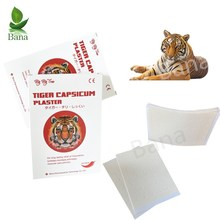 100% Powerful Ingredients Pain Relieve Hot Tiger Patch