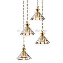 Aicco Copper Brass Vintage Indoor Pendant Lights Lamp 14012