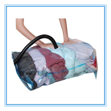Customized compressed storage vacuum bags for duvet clothing