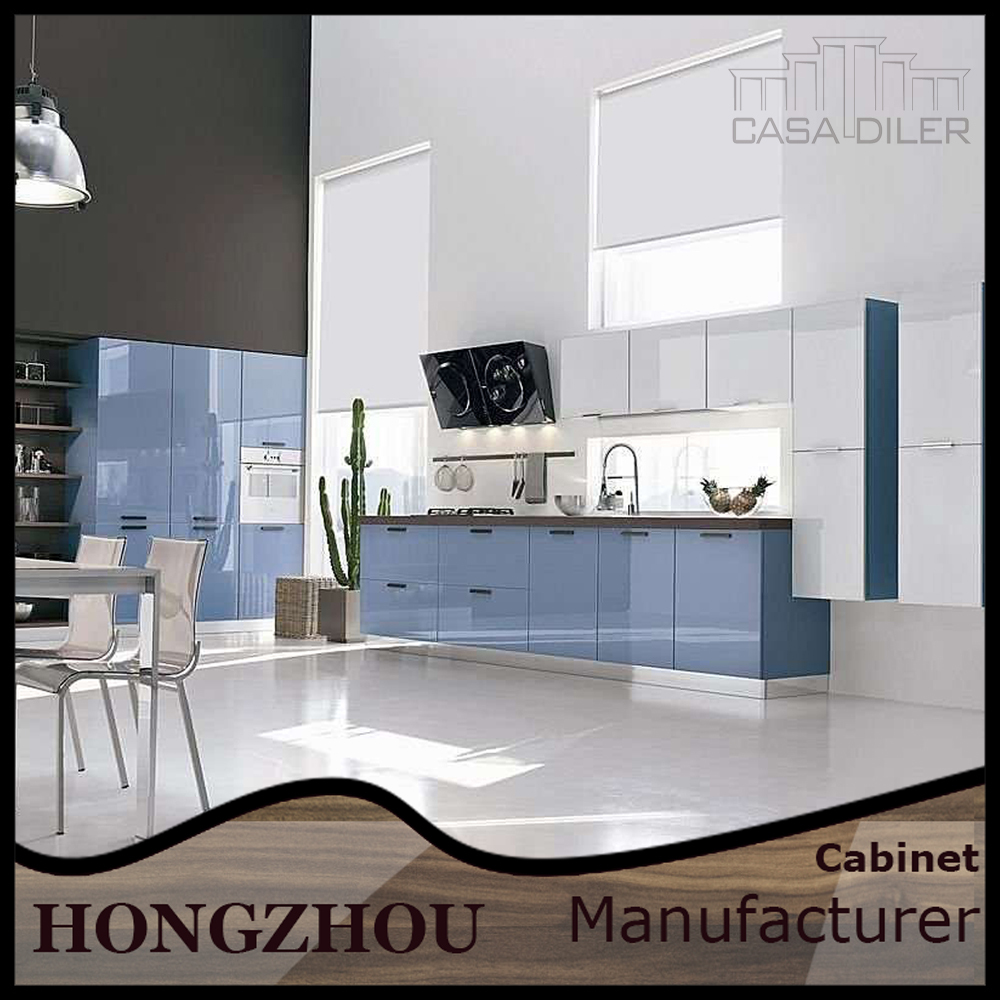 China New Model Kitchen Cabinet Supplier
