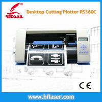 redsail cutting plotter / mini vinyl printer cutter plotter with CE & ROHS