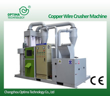 Factory best price Scrap wire and cable recycling granulator, Copper and plastic granulating Machine