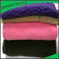 super soft faux sherpa sheepskin fabric wholesale
