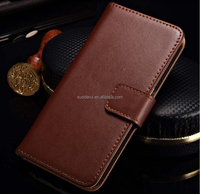 High quality luxury 100%genuine leather case for iphone 5 5S 5G