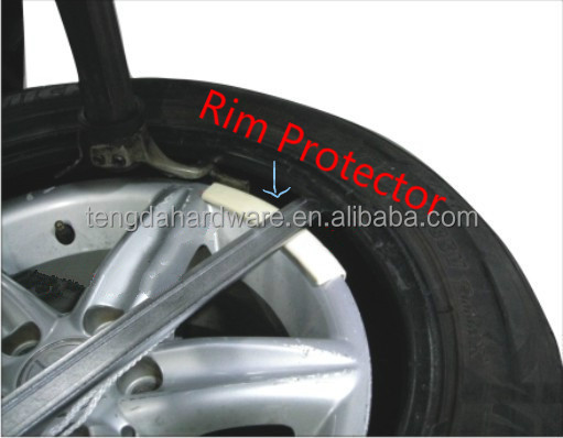 Motorcycle Wheel Rim Protectors special tire repair tools
