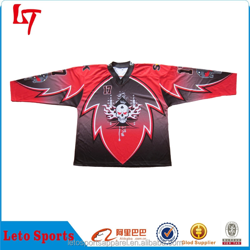 sublimation colorado avalanche jersey custom team usa hockey