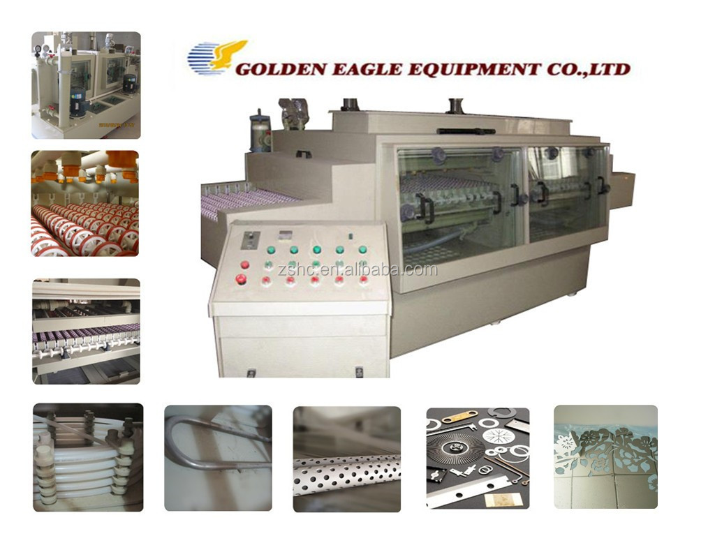 Electronic Component Acid Etching Machine