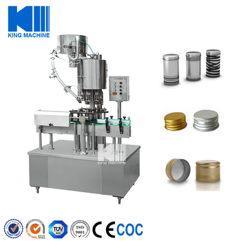 PET bottle capping machine/screw capping machine