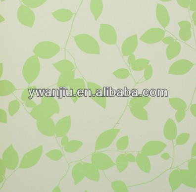 Fashion desgin bathroom PVC transparent window stickers