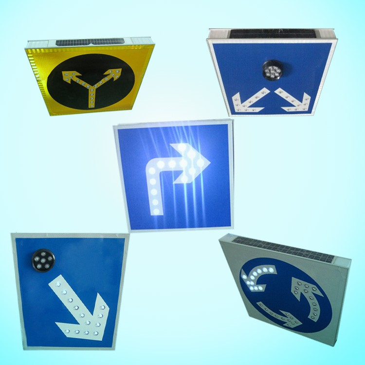 Customized Reflective Parking Road Sign With Aluminum Board