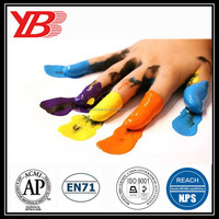 6*45ml Finger Paint Set