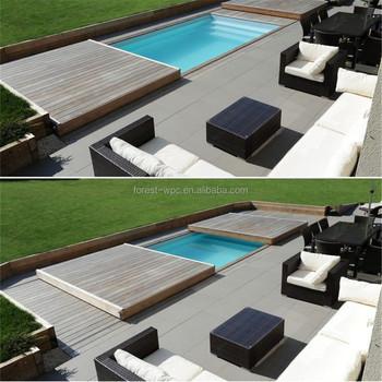 Wpc Garden Composite Hardwood Flooring Prices Manufacturing