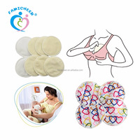 Famicheer High Quality Reusable Bamboo Breastfeeding