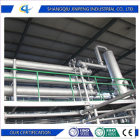 High Quality Factory Price Continuous fuel oil extracted machine