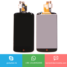 4.5 inch LCD Dispaly Touch Screen Digitizer Assembly for LG Google Nexus 4 E960