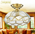 new design! Fancy European style ceiling lamp perfume bottle