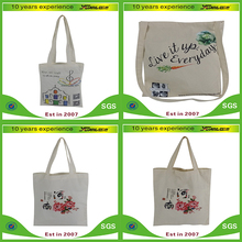 Factory Directly Sell small cotton drawstring bags