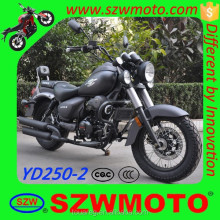 Brand-new Design YD250-2 Classic Cruiser motorcycle