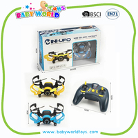Mini 4 axis aircraft ufo rc hexacopter toy