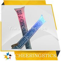 bangbang stick,promotional air stick,caxirola for world cup 2014 brasil