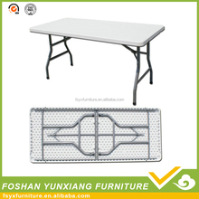 wholesale outdoor folding plastic table