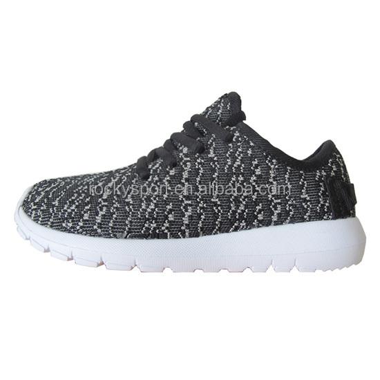 Boys Black Shoe for Kids Shoes Korea Child Sneaker Sport Childre Shoe HT-101993-202
