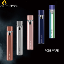 Newest dual airflow tunnel design good tastes CBD oil magneto vaporizer no button