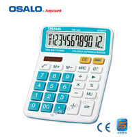 Planstic key Material and 12 Digits Calculator OS-13C