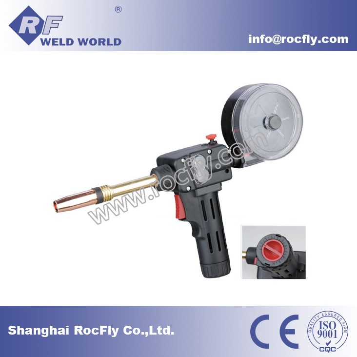 High Quality MIG MAG Spool Welding Gun Push Pull Welding Torch