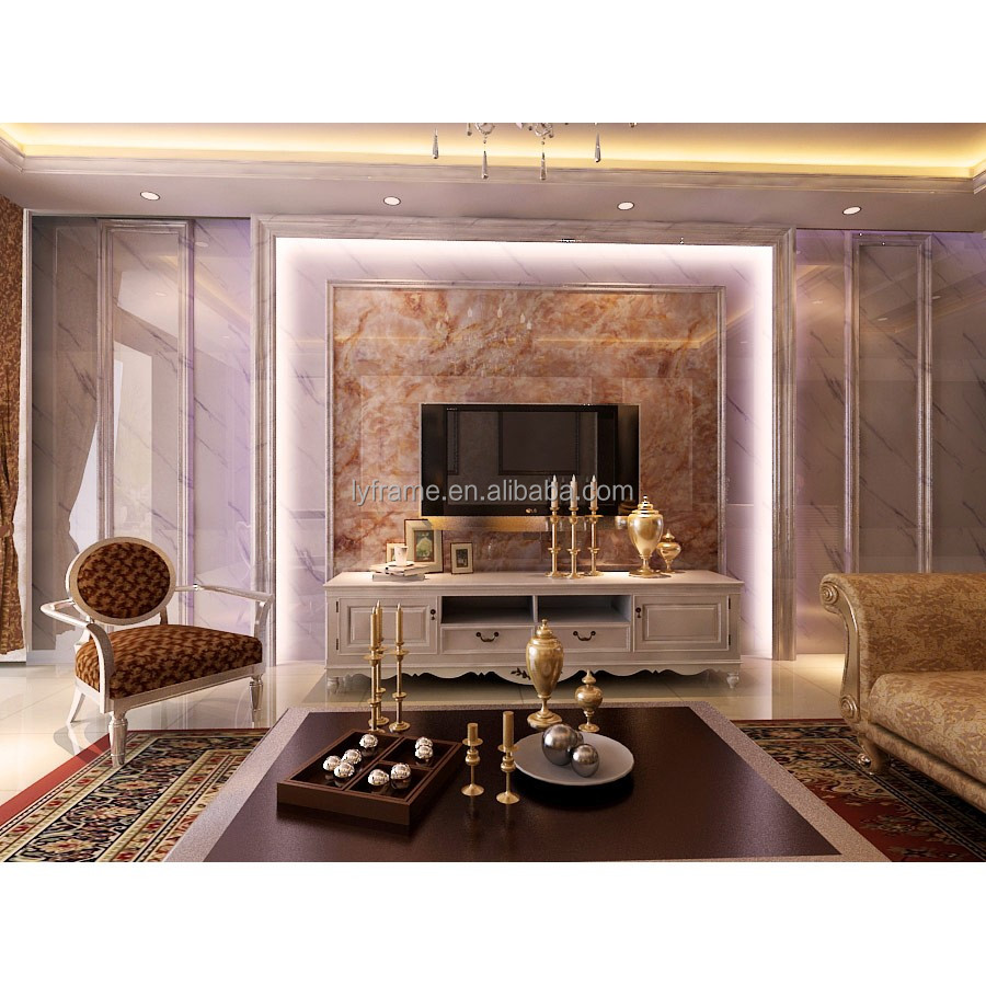 3d decorative faux marble stone wall panels for home