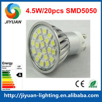 2014 No ultraviolet and infrared spectra 4.5w led spot lamp; environment,friendly,apartment,led,spot,light for 4.5w