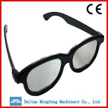 China cheap circular polarized glasses for 3D movies