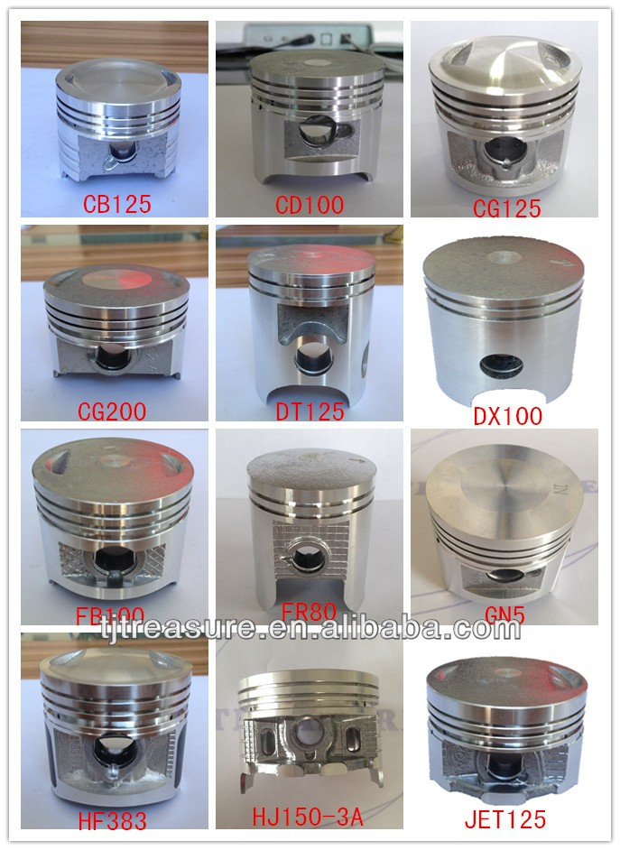 Best quality motorcycle engine piston/motorcycle part/motorcycle parts