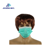 blue air breathable anti-fog anti pollution anti smoking 3ply children disposable medical 3m face mask