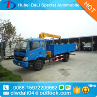 2.5 tons DONGFENG Truck Mounted Crane for sale