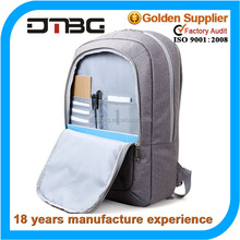 Classical backpack college boy style school backbag