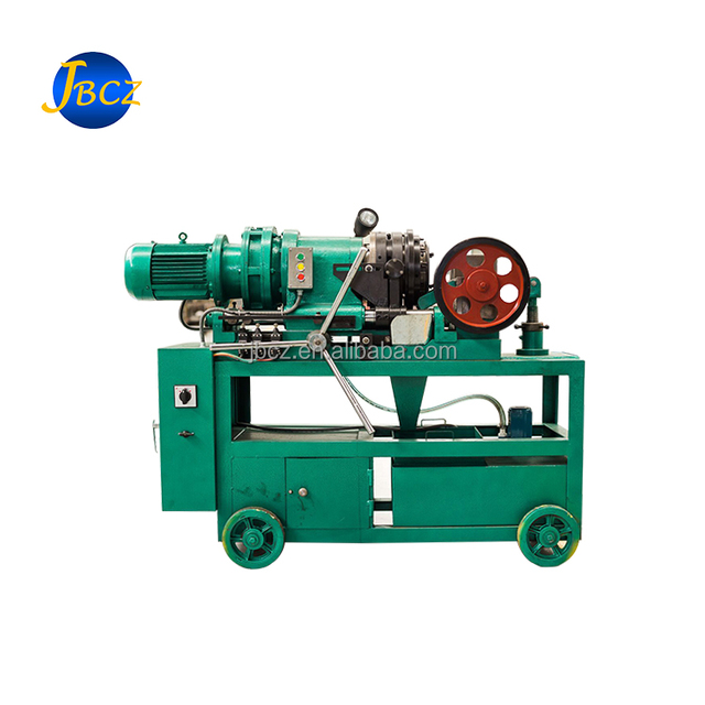 Hot selling construction rebar used thread rolling machine made in China
