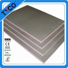 Fiberglass Cement Coating XPS Board To Thermal Insulation Tile Backer Board