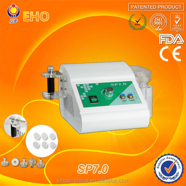 new ideas small business! SP7.0 portable diamond peeling hydro-dermabrasion machine
