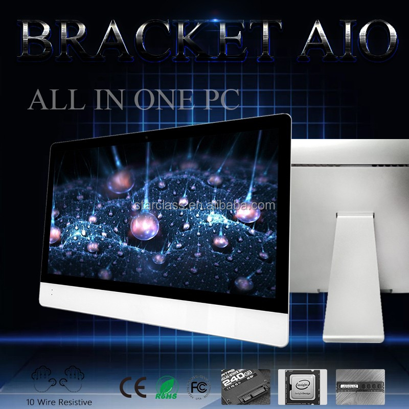 Intel Core i5-750 @ 2.67GHz Wonderful All in one PC 18.5 inch Intel Core i5 4590 4GB RAM 500GB desktop