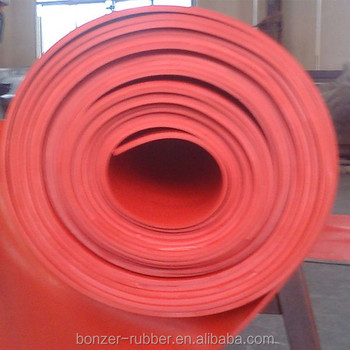 Factory direct selling CR acid resistant Neoprene Rubber Sheet Manufacture