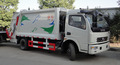 Dongfeng EQ1050T garbage compactor truck