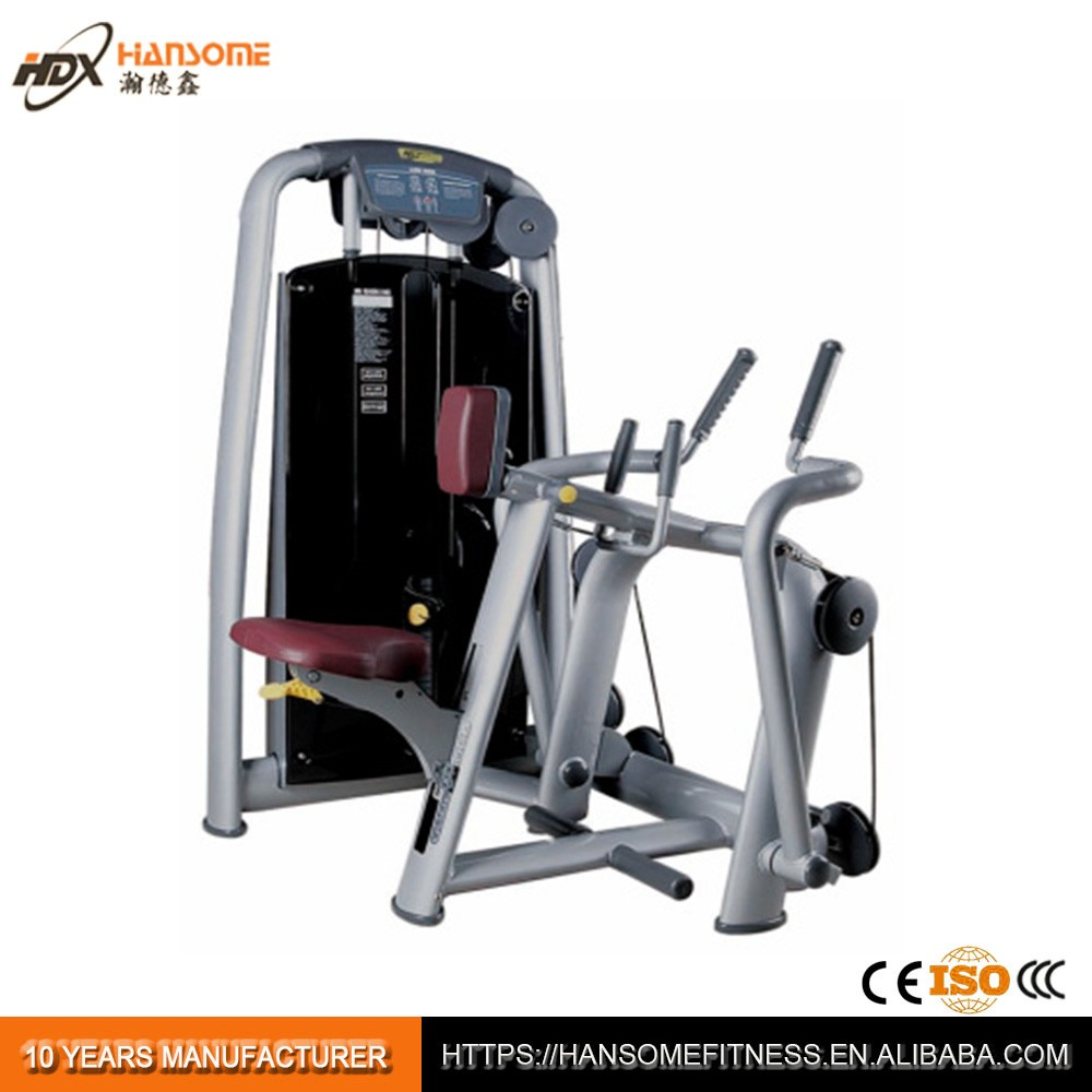 Warranty Low Row / Sports Equipment/Gym Commercial Machines for Body Building