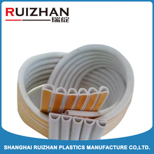 various OEM&ODM rubber edge banding protection rubber for sheet metal seal strip