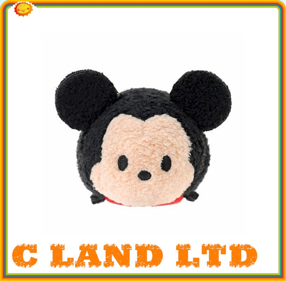 Factory Supplier pretty TSUM TSUM Mickey mouse character cartoon plush toy