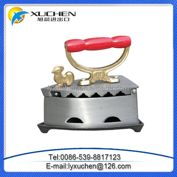 1.8 kg,2.1 kg,2.6 kg Cock brand charcoal Iron from china factory