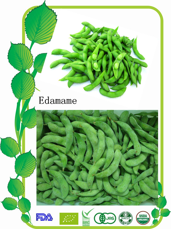 Frozen Edamame /soy beans in pods