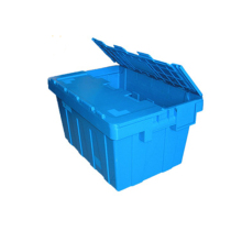 Large liquid plastic container for water and milk storage/plastic tote bin/pallet box