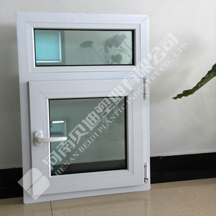High quality 70 series upvc window manufacturer with high quality