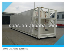 stainless steel storage tank container